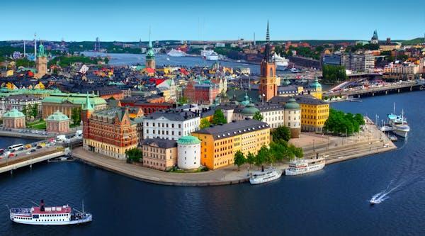 Student part-time job in Scandinavia