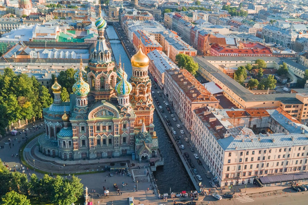 View all Masters in Russia
