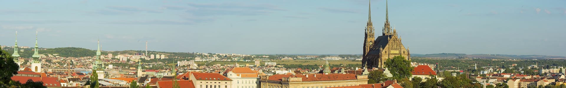 Studying in Brno, Czech Republic