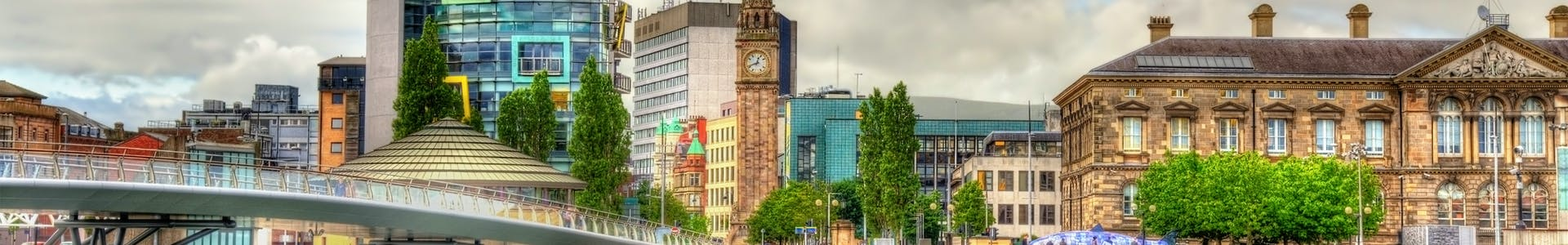 Studying in Belfast, United Kingdom