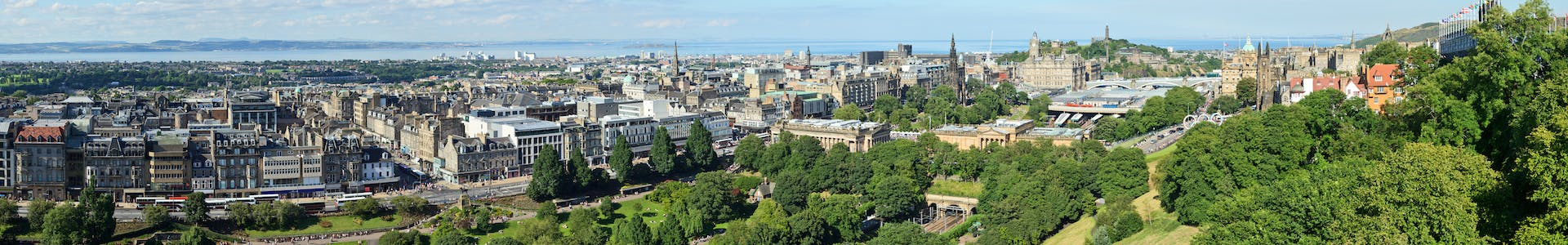 Studying in Edinburgh, United Kingdom