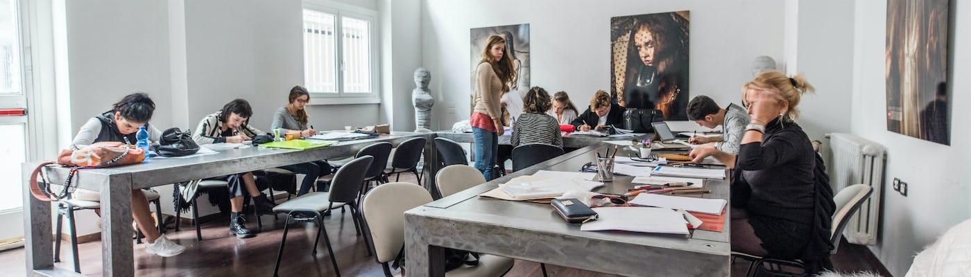 Accademia del lusso milano italy for Accademia del design milano