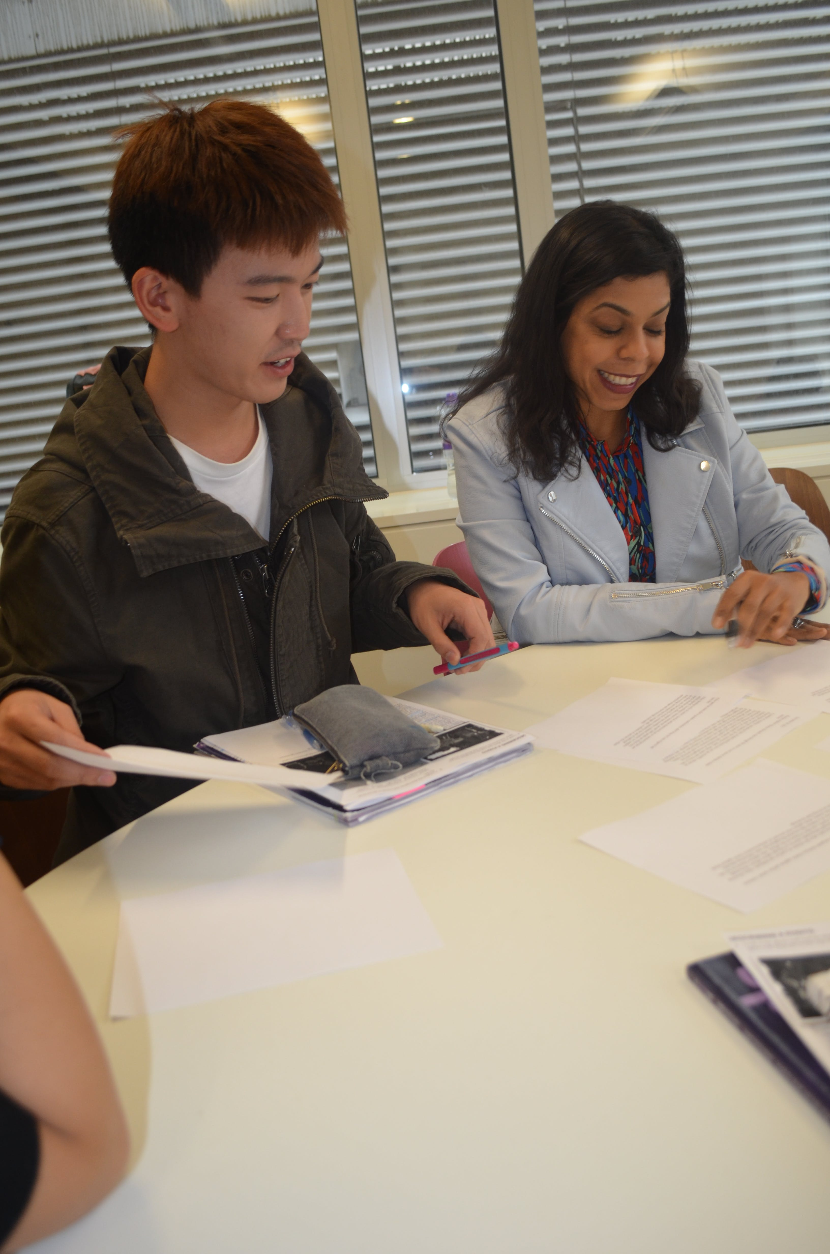 General English classes Language Centre UAL