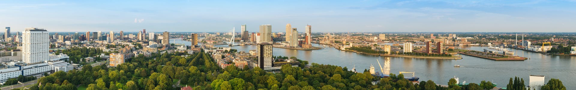 Studying in Rotterdam, Netherlands