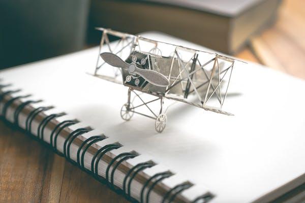 International student studying Aerospace Engineering