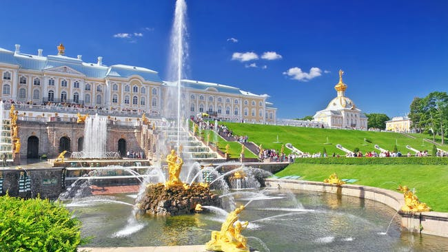 Study a Master in Saint Petersburg