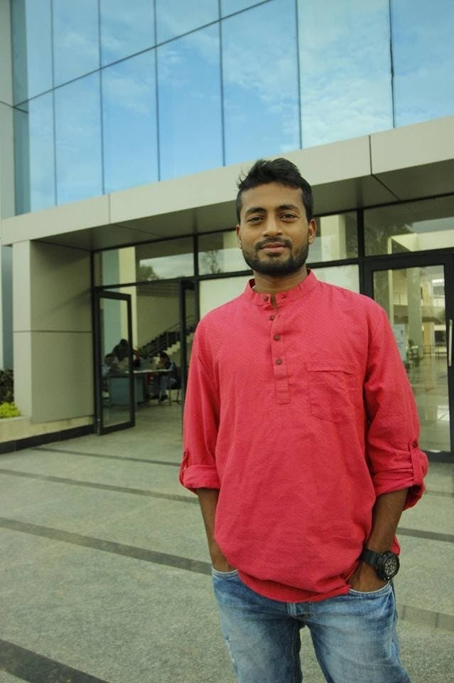 Dinesh's Study Experience in Germany