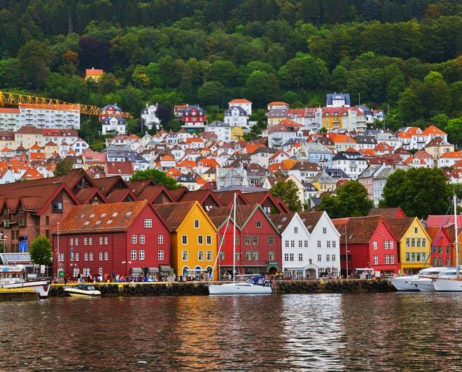 Study a CEMS Master in Management in Bergen, Norway