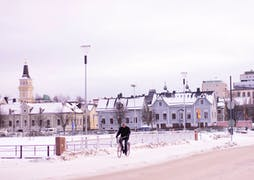 Tampere University Of Technology Finland Study Experience Of
