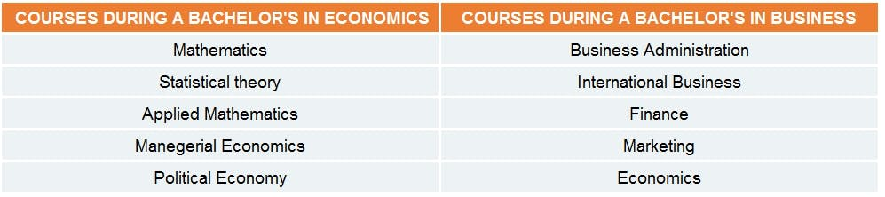 Economics vs  Business Studies  The Complete Guide to Your