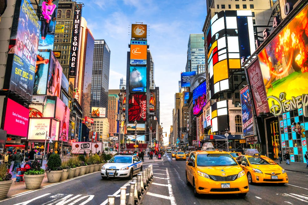 Study a Master's degree in New York