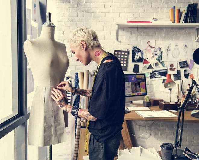 Study a Bachelor's in Fashion Design