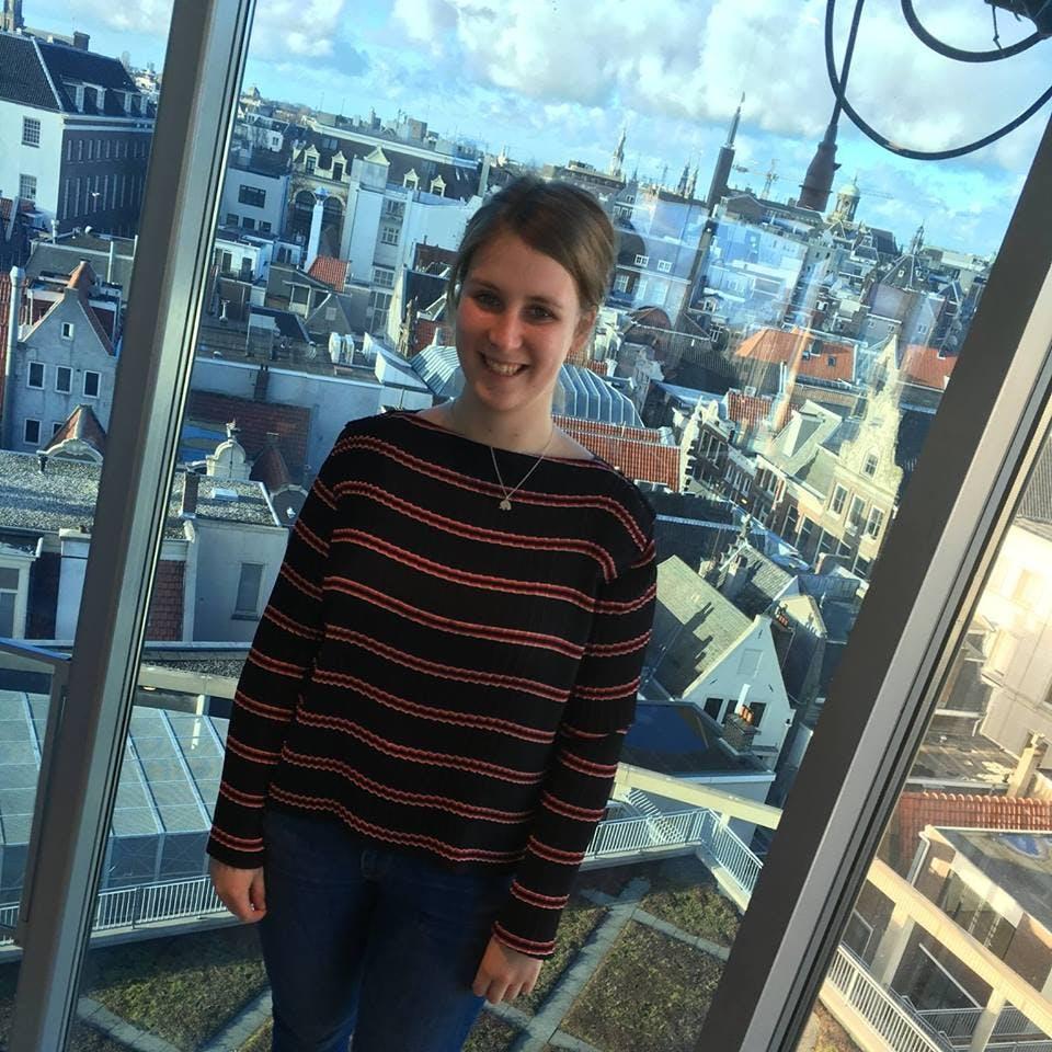 Universite Catholique de Lille, France: Sophie's Study Experience