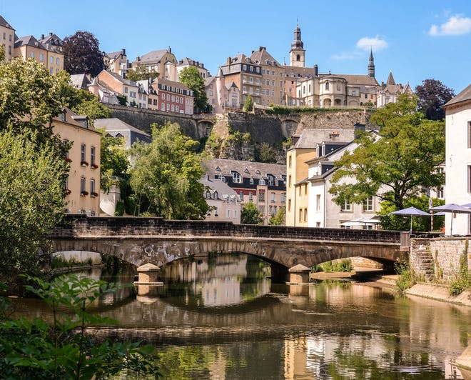 Check out all Masters in Luxembourg