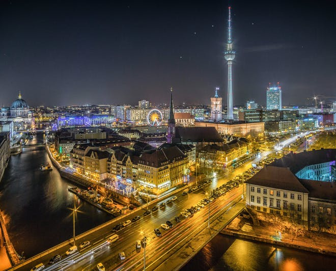 Apply to a Master's degree in Germany