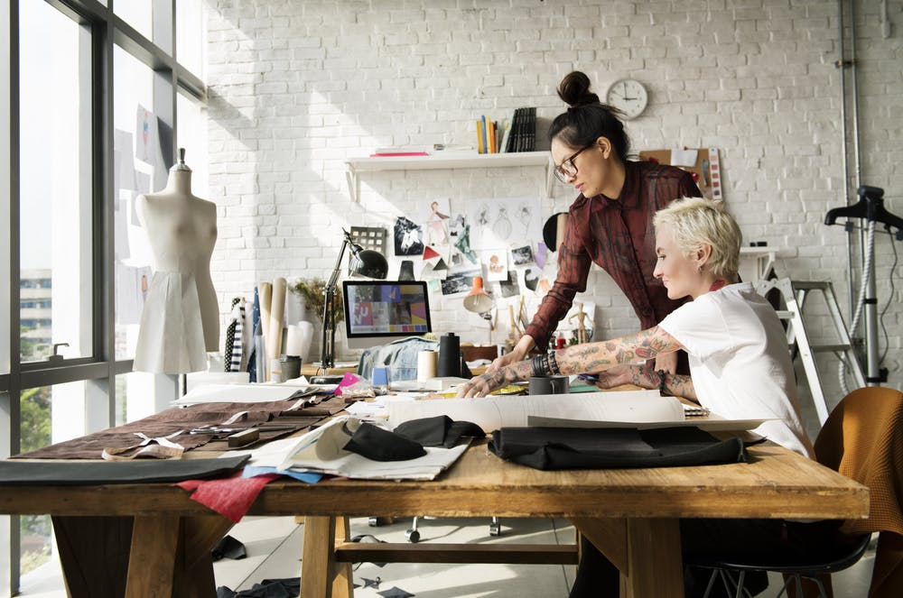 Different Types Of Lines In Fashion Designing : What can i do with a bachelor s degree in design