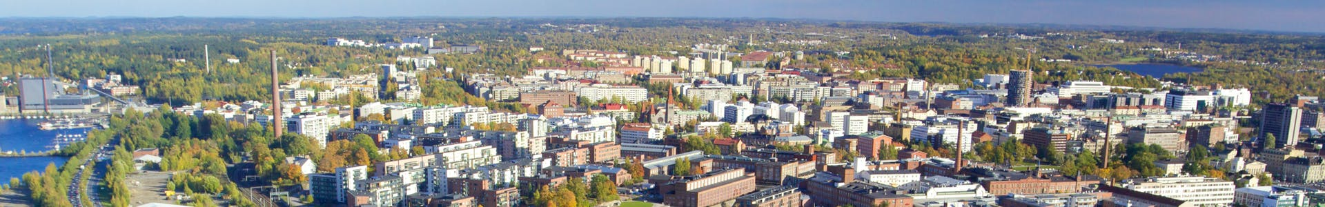 Studying in Tampere, Finland