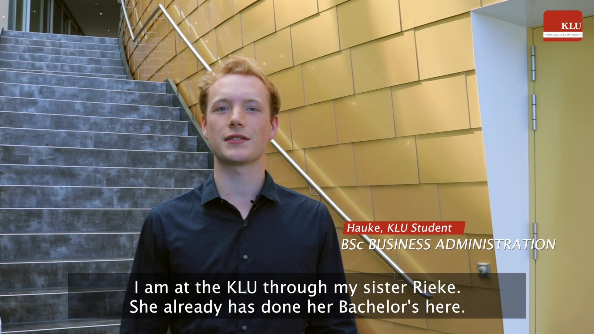Hear it from the KLU Bachelor Students!
