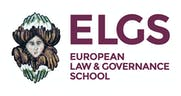 ELGS - European Law and Governance School