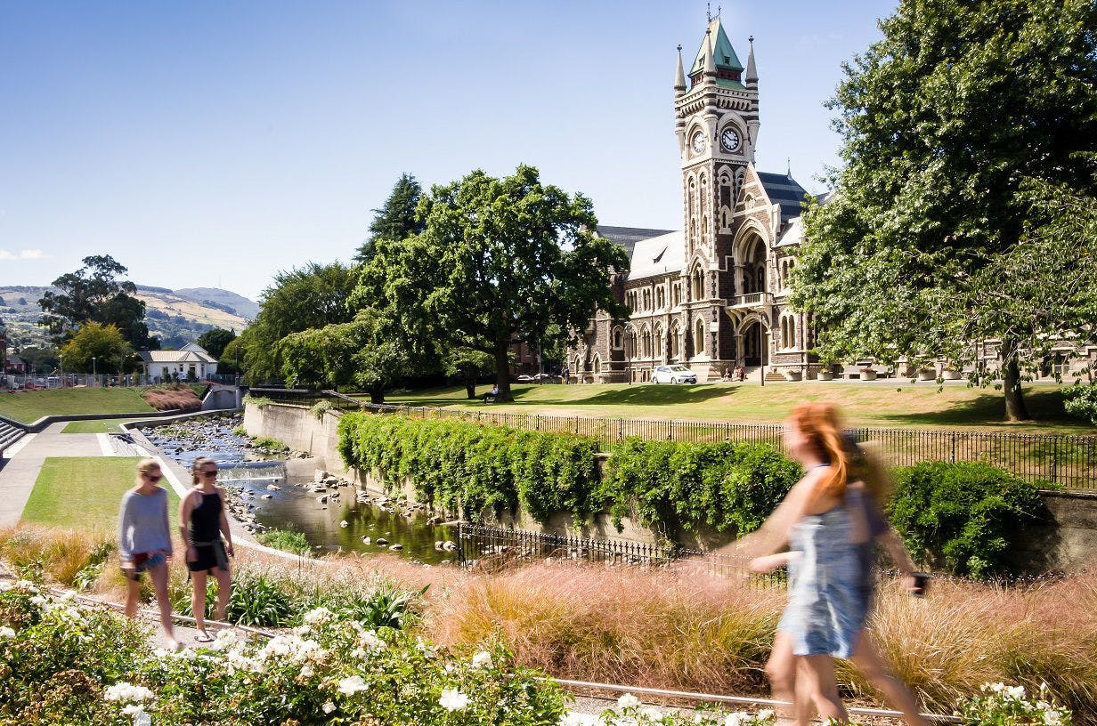 university of otago - dunedin - new zealand
