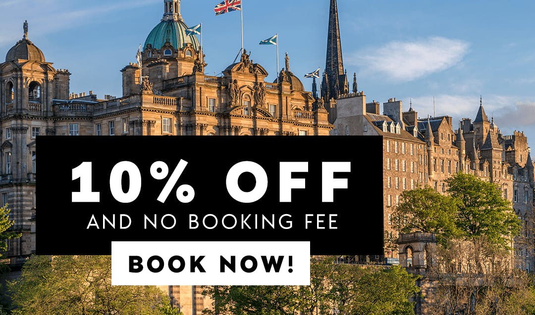 No Booking Fee Room Edinburgh