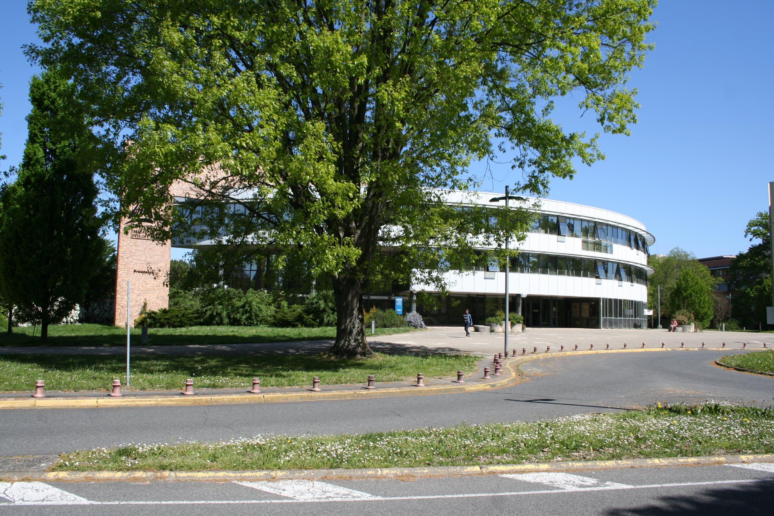 University of pau and pays de l adour pau france