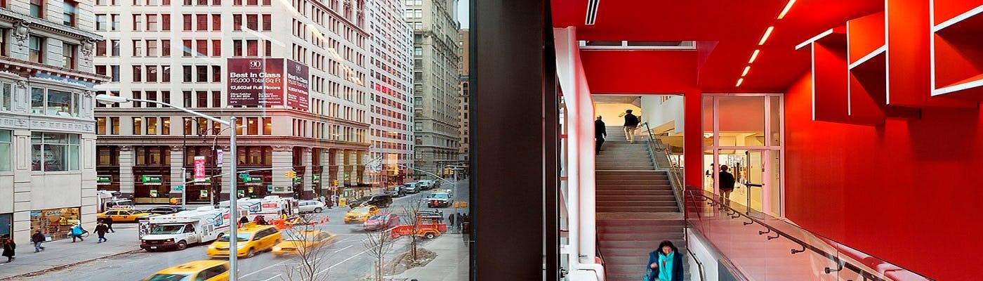 Parsons school of design the new school new york city Parsons interior design certificate