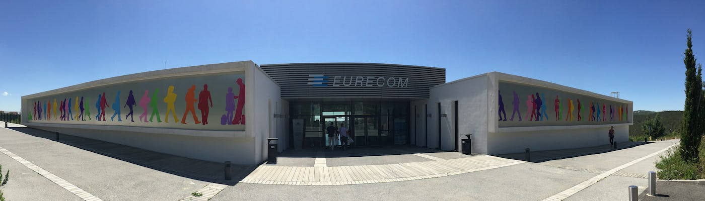 EURECOM - Graduate school and Research center in Digital Science