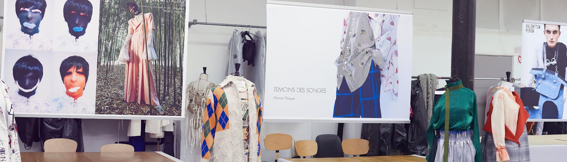 Fashion Designer Bachelor Atelier Chardon Savard Paris France Mastersportal Com