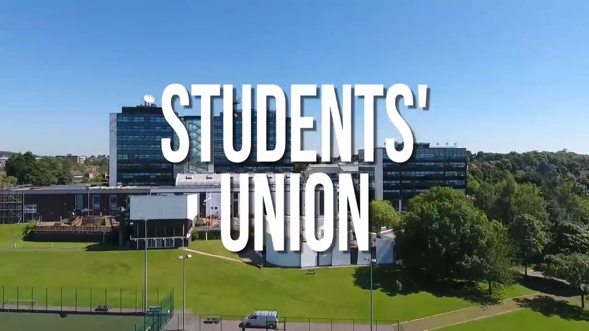 This is our students' union