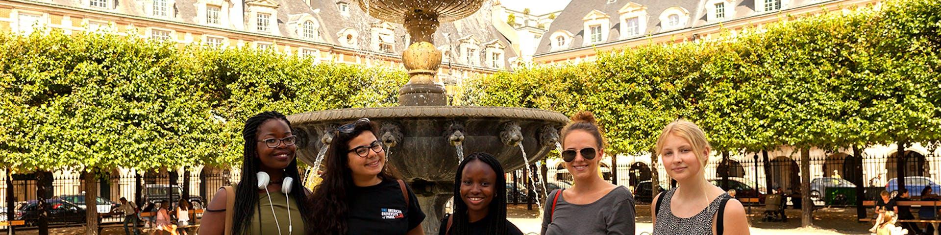 The American University of Paris - Paris - France
