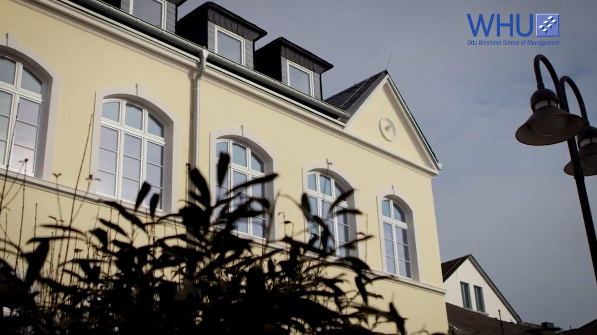 WHU - Otto Beisheim School of Management - Vallendar