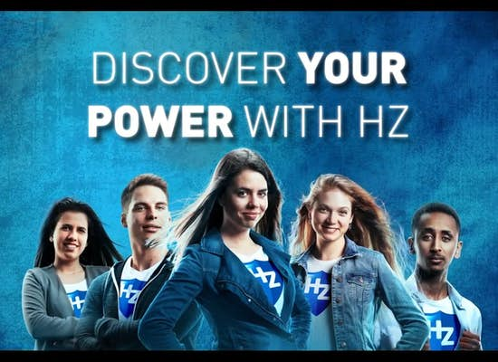 Discover your power with HZ