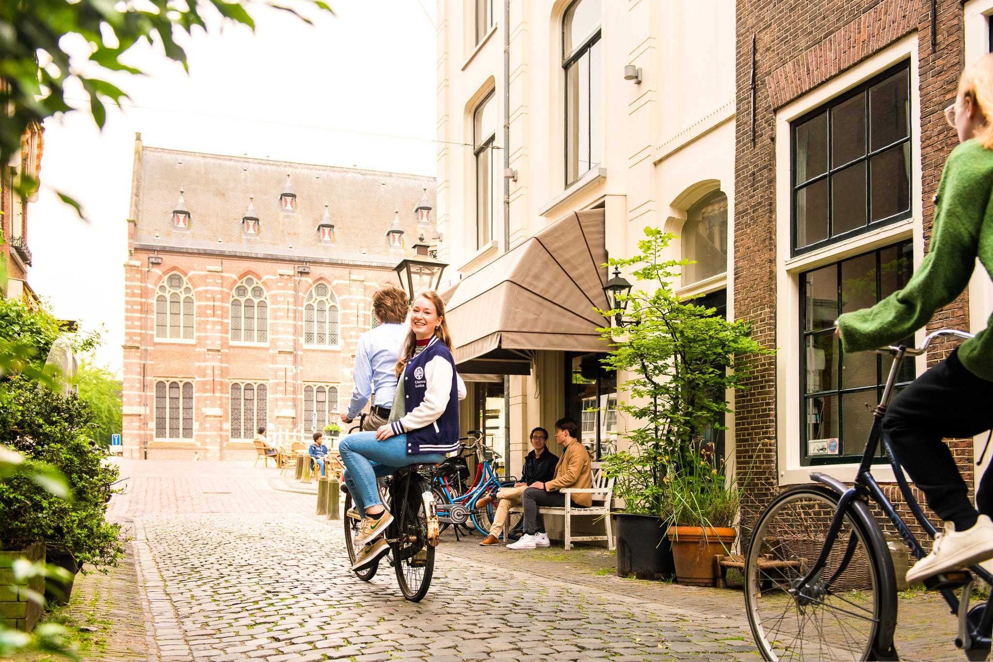 Discover the world at Leiden University