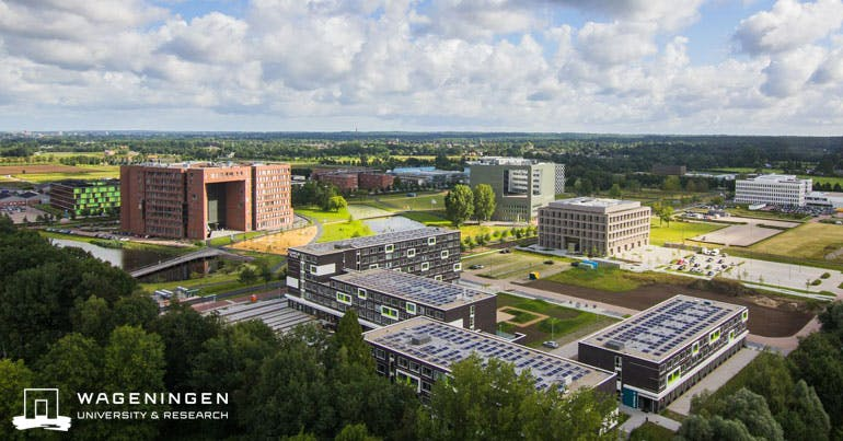 Wageningen University & Research campus
