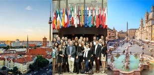 Study cover for Joint Master in Global Economic Governance and Public Affairs