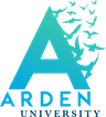 Logo Arden University, Study Center Berlin