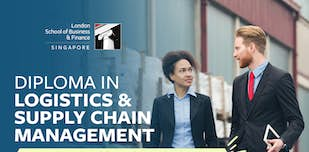 Study cover for Logistics and Supply Chain Management