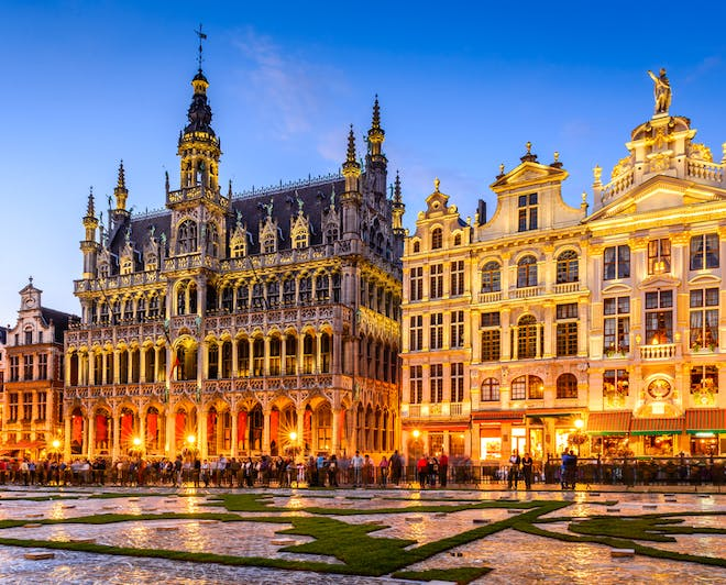 Apply to a Master's in Belgium
