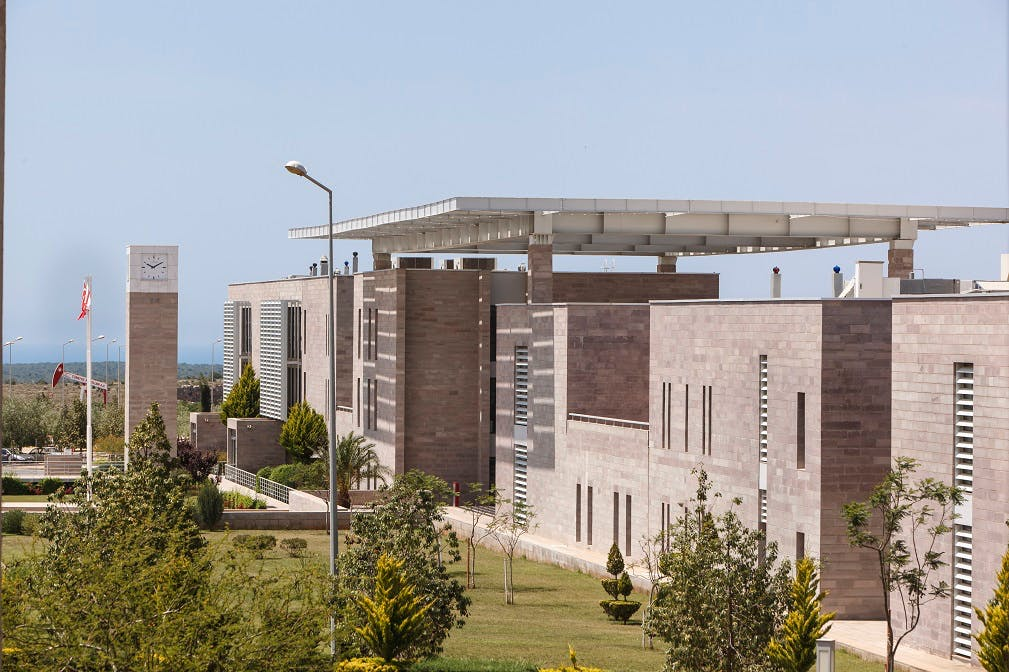 middle east technical university northern cyprus campus mersin