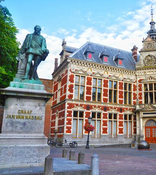 Utecht university holland.png