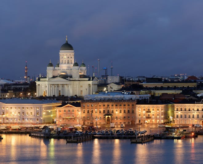 Apply to a Master's degree in Finland