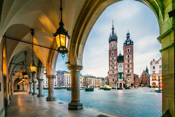 Apply to a Master's degree in Poland