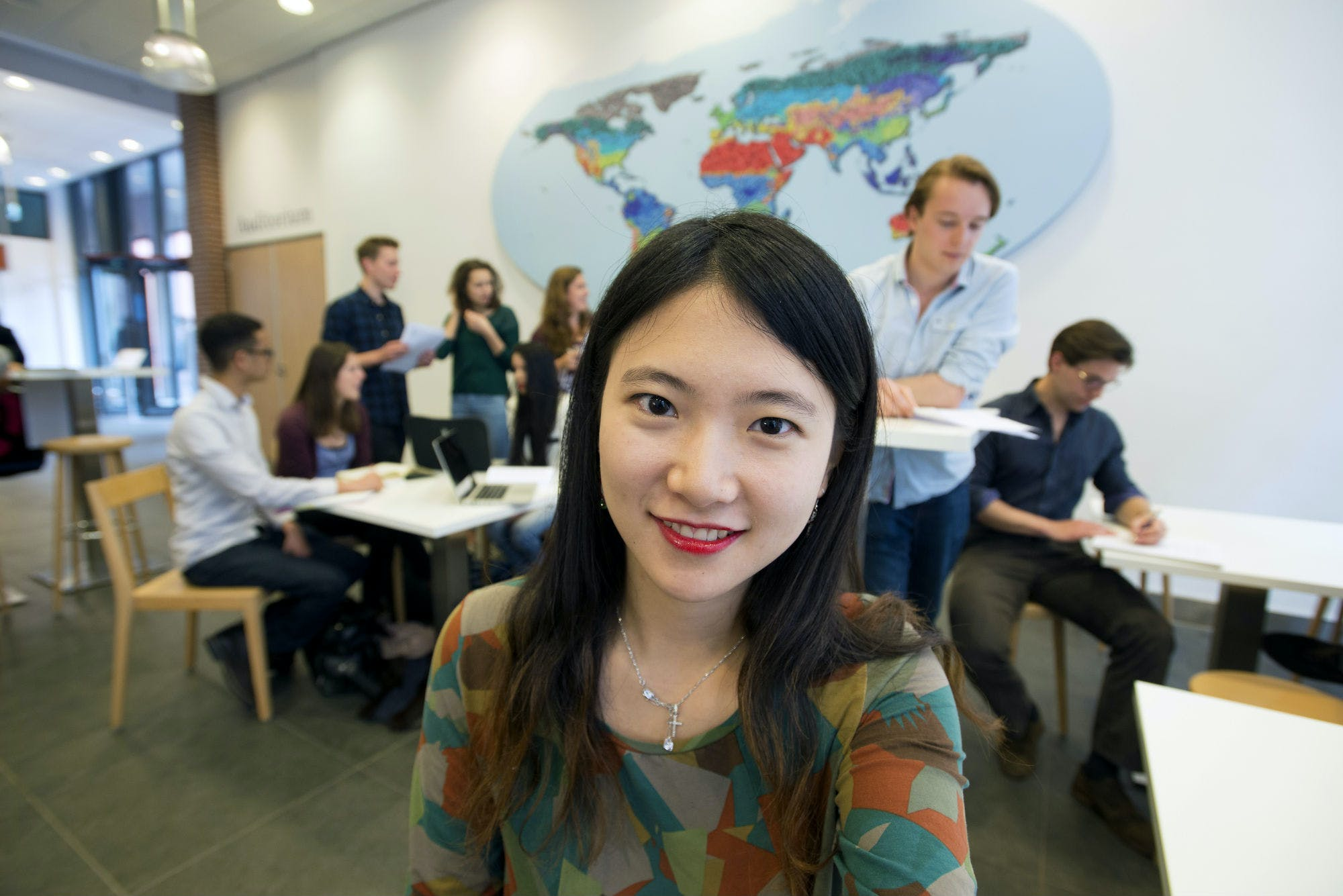 Discover the English taught study programmes and international atmosphere at Leiden University