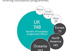 What are the Entry Requirements for a Foundation Programme Abroad?