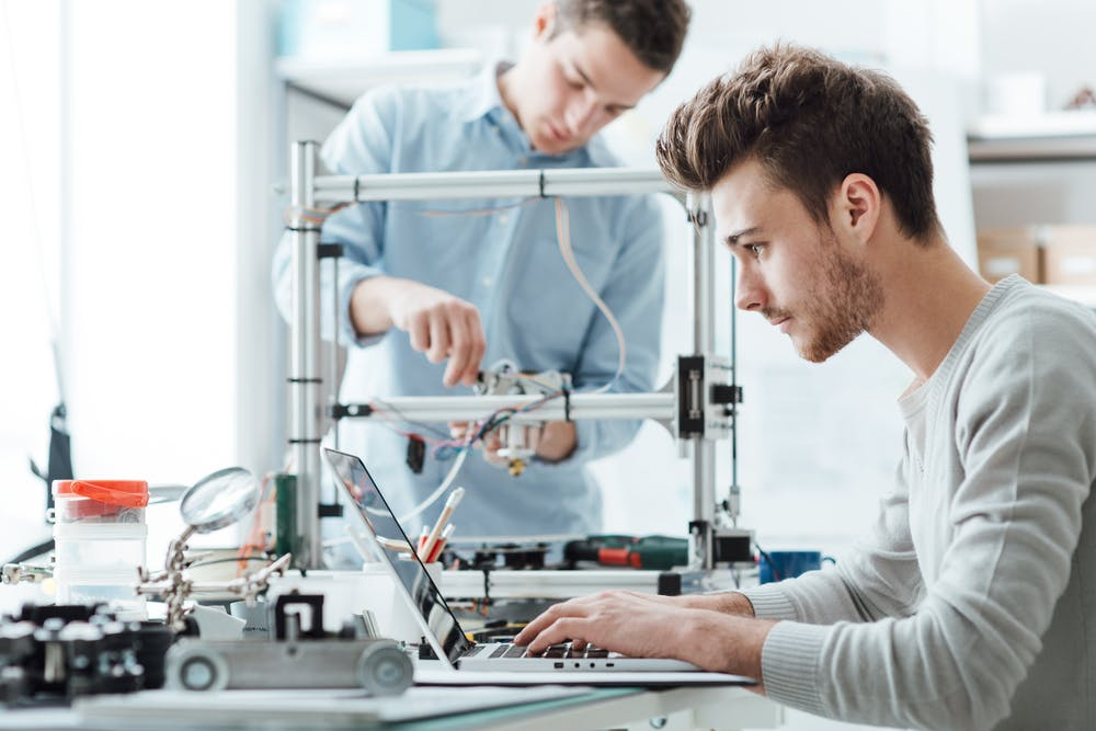 Study Masters In Electrical Engineering