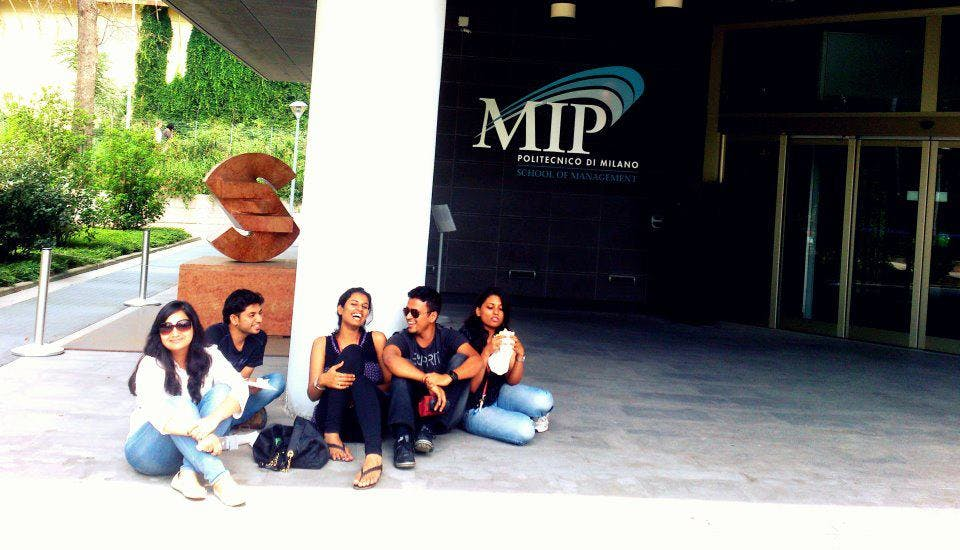 Indian students in front of MIP.jpg