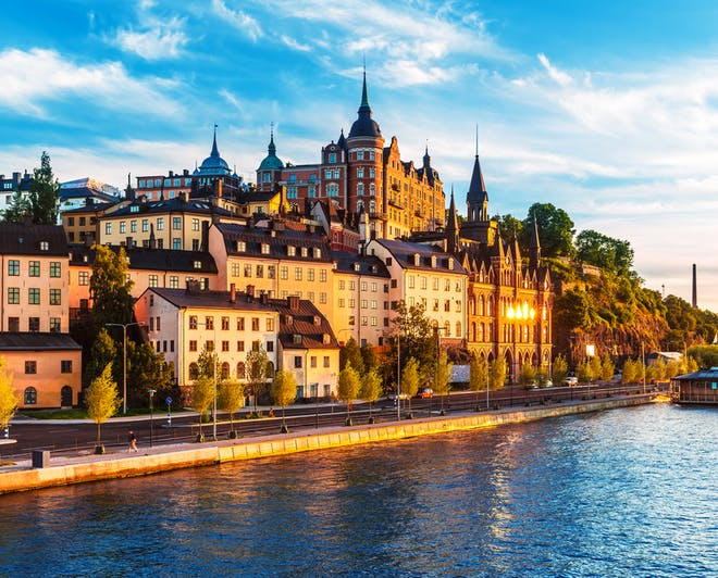 Apply to a Master's degree in Sweden