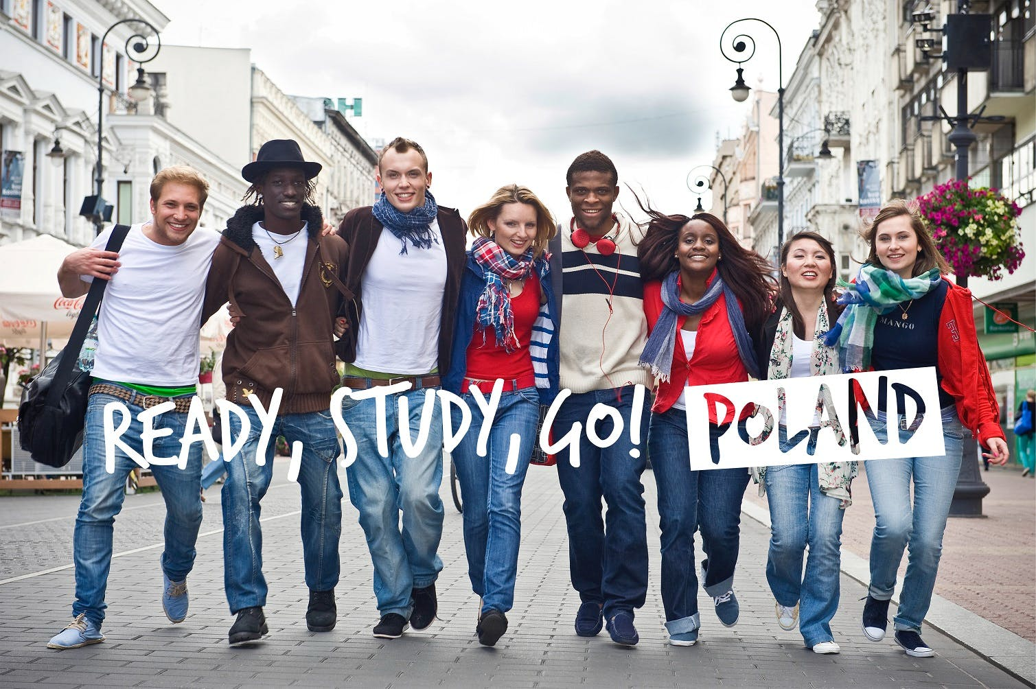 Ready, Study, Go! Poland