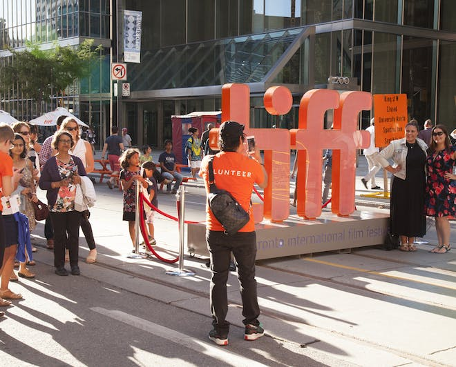 The Toronto International Film Festival (TIFF)